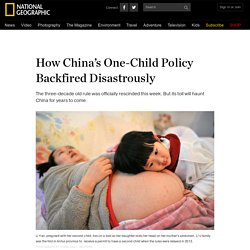 How China's One-Child Policy Backfired Disastrously