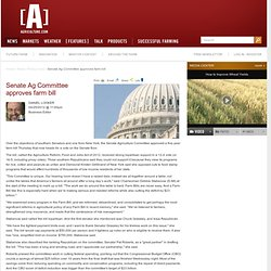 Policy News, Agriculture News
