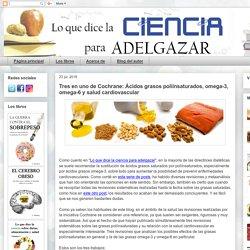 Ácidos grasos poliinsaturados, omega-3, omega-6 y salud cardiovascular