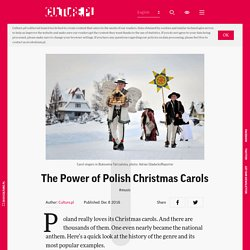 The Power of Polish Christmas Carols