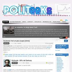 Un programme, un candidat… la victoire en 2012 !