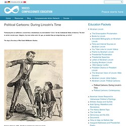 Political Cartoons: During Lincoln's Time | War & Peace Resource Center