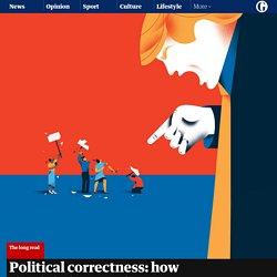 Political correctness: how the right invented a phantom enemy