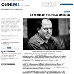 30 Years of Political Hacking