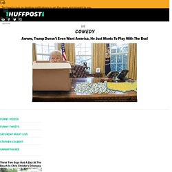 Comedy News, Viral Videos, Late Night TV, Political Humor, Funny Slideshows - HuffPost Comedy