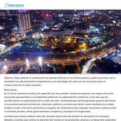 Políticas públicas y participación ciudadana en el ámbito urbano