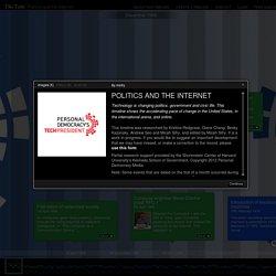 Politics and the Internet