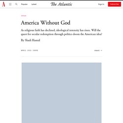 How Politics Replaced Religion in America