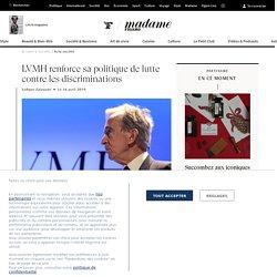 LVMH renforce sa politique de lutte contre les discriminations - Madame Figaro