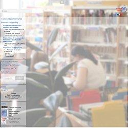 Parcours de lecture numérique - EMI ( collège + lycée )