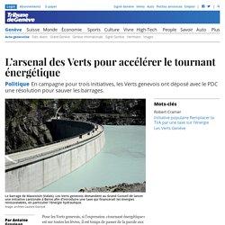 Politique: L'arsenal des Verts pour accélérer le tournant énergétique