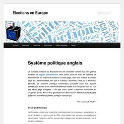 Système politique anglais - Elections en EuropeElections en Europe