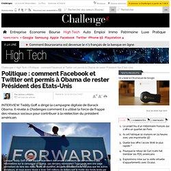Comment exploiter Facebook et Twitter pour gagner une élection