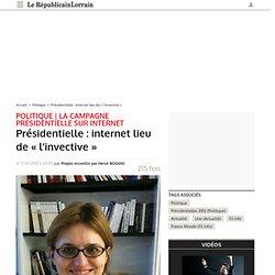 Présidentielle : internet lieu de « l'invective »
