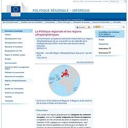 La Politique régionale et les régions ultrapériphériques - La politique régionale de l'UE
