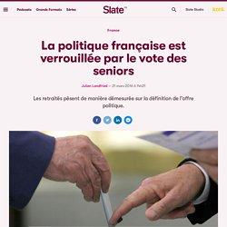 La politique française est verrouillée par le vote des seniors