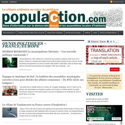 OVNIS POLITIQUES – FRANCE/EUROPE — POPULACTION