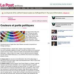 Couleurs et partis politiques - mielczareck sur LePost.fr (22:28)
