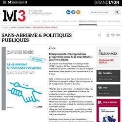 Sans-abrisme & Politiques Publiques : Millenaire 3, Politiques Publiques