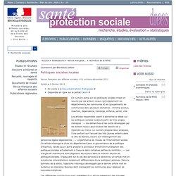Politiques sociales locales