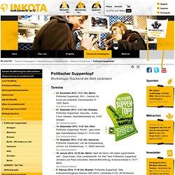 Politischer Suppentopf: INKOTA-netzwerk e.V.