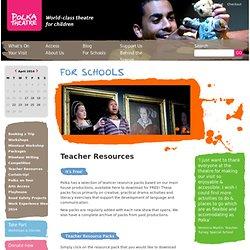 Polka Theatre - World-class theatre for children
