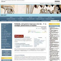 PollDaddy, outil gratuit en ligne pour créer des sondages, questionnaires et enquêtes