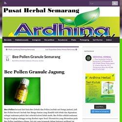 Bee Pollen Granule Semarang – Toko Herbal Semarang