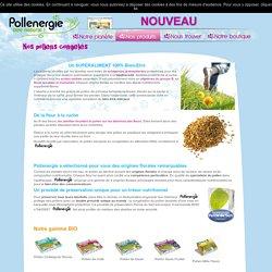 Les pollens congelés de Pollenergie