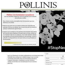Pollinis - Moratoire StopNeonics