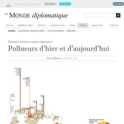 Pollueurs d'hier et d'aujourd'hui, par Cécile Marin (Le Monde diplomatique, novembre 2015)