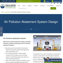 Industry Air Pollution Abatement Systems