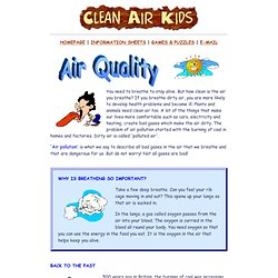 Kids 4 Clean Air