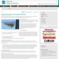 Pollution: tout savoir sur les continents de plastique