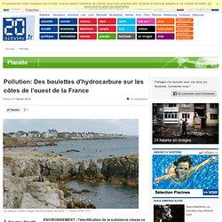 Pollution: Des boulettes d'hydrocarbure sur les côtes de l'ouest de la France