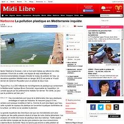 La pollution plastique en Méditerranée inquiète