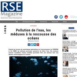Pollution de l'eau, les méduses à la rescousse