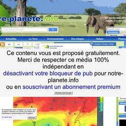 Pic de pollution de l'air pour toute la moitié nord de la France et une partie de l'Europe
