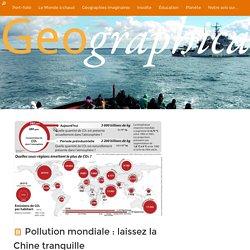 Pollution mondiale : laissez la Chine tranquille