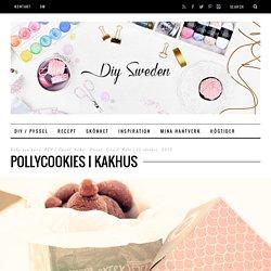 Pollycookies i Kakhus - DIY Sweden