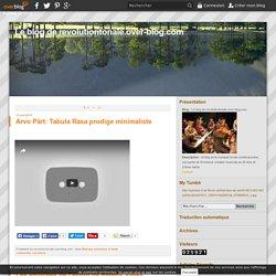 musique polonaise et balte - Le blog de revolutiontonale.over-blog.com