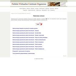 Organy - Polskie Wirtualne Centrum Organowe
