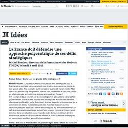 La France et les défis stratégiques