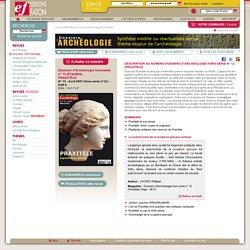 Dossiers d'Archéologie hors-série n° 12 (Praxitèle)