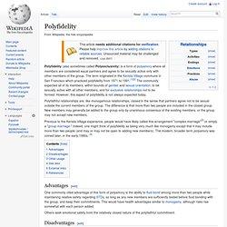 Polyfidelity
