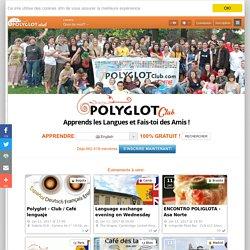 Polyglot Club Site Officiel - Pratiquer des langues et se faire des amis.