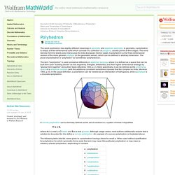 from Wolfram MathWorld