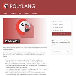 Pro – Polylang