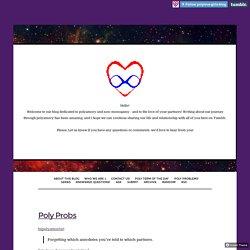 PolyLove Girl's Blog