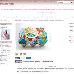 Cadeau de naissance Oeufs polynésiens - babyscakes.fr